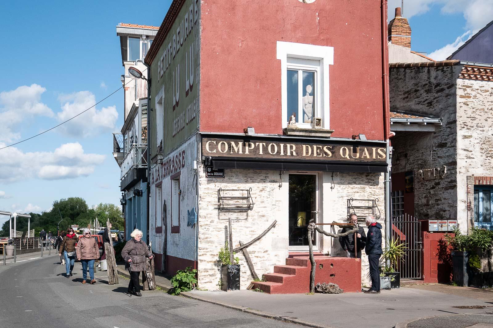 Découvrez Trentemoult lors de votre séjour à Nantes