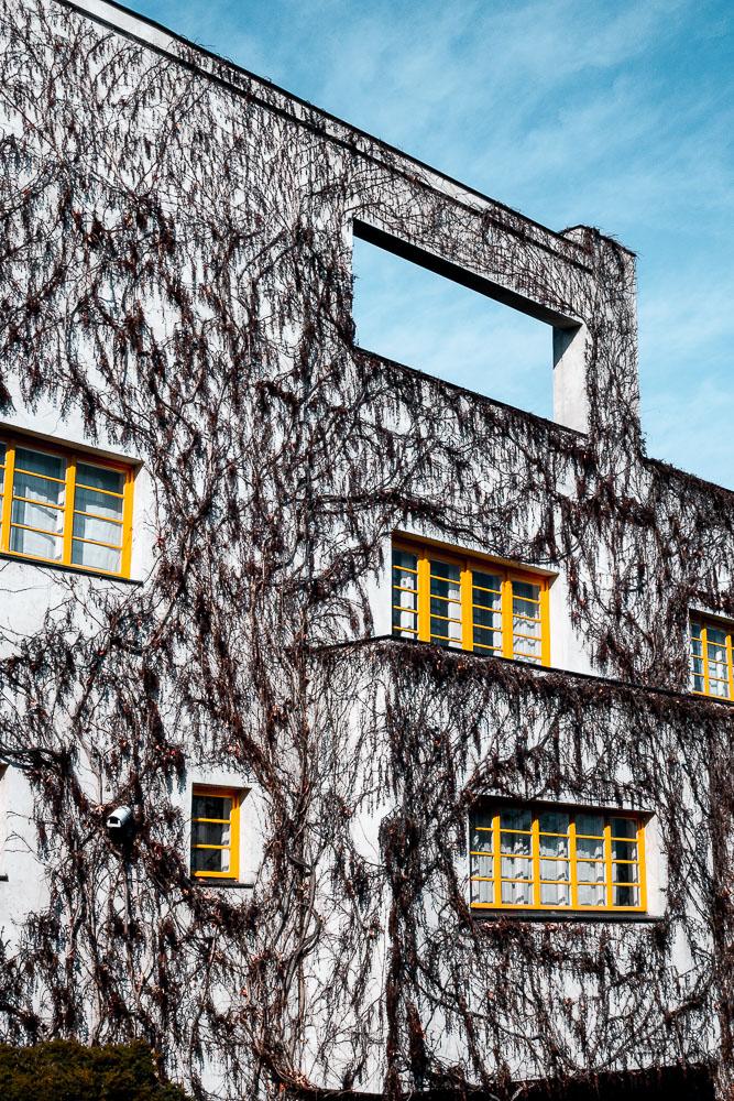 Visiter la Villa Muller à Prague