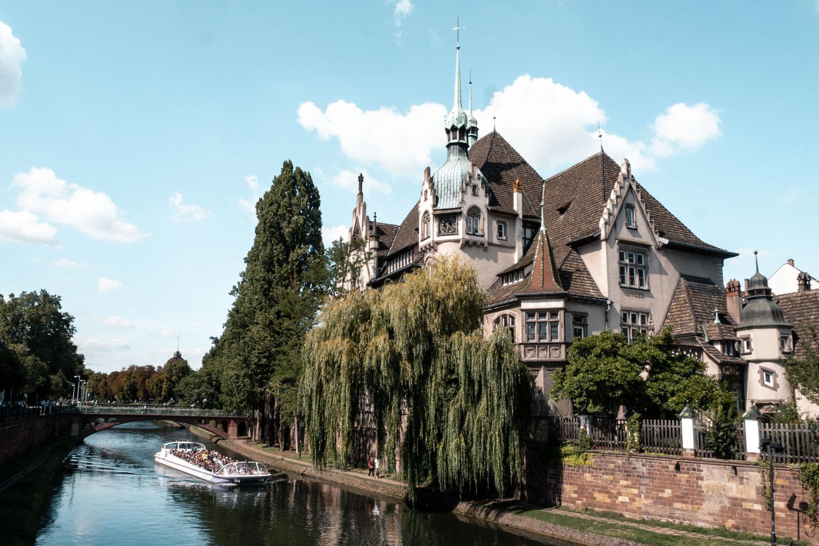 Découvrez l'Alsace en podcast.