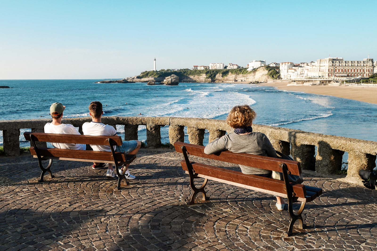Découvrez Biarritz pour le week-end