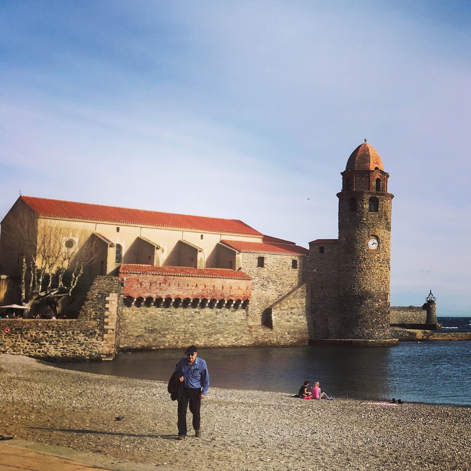Passer le wwek-end à Collioure