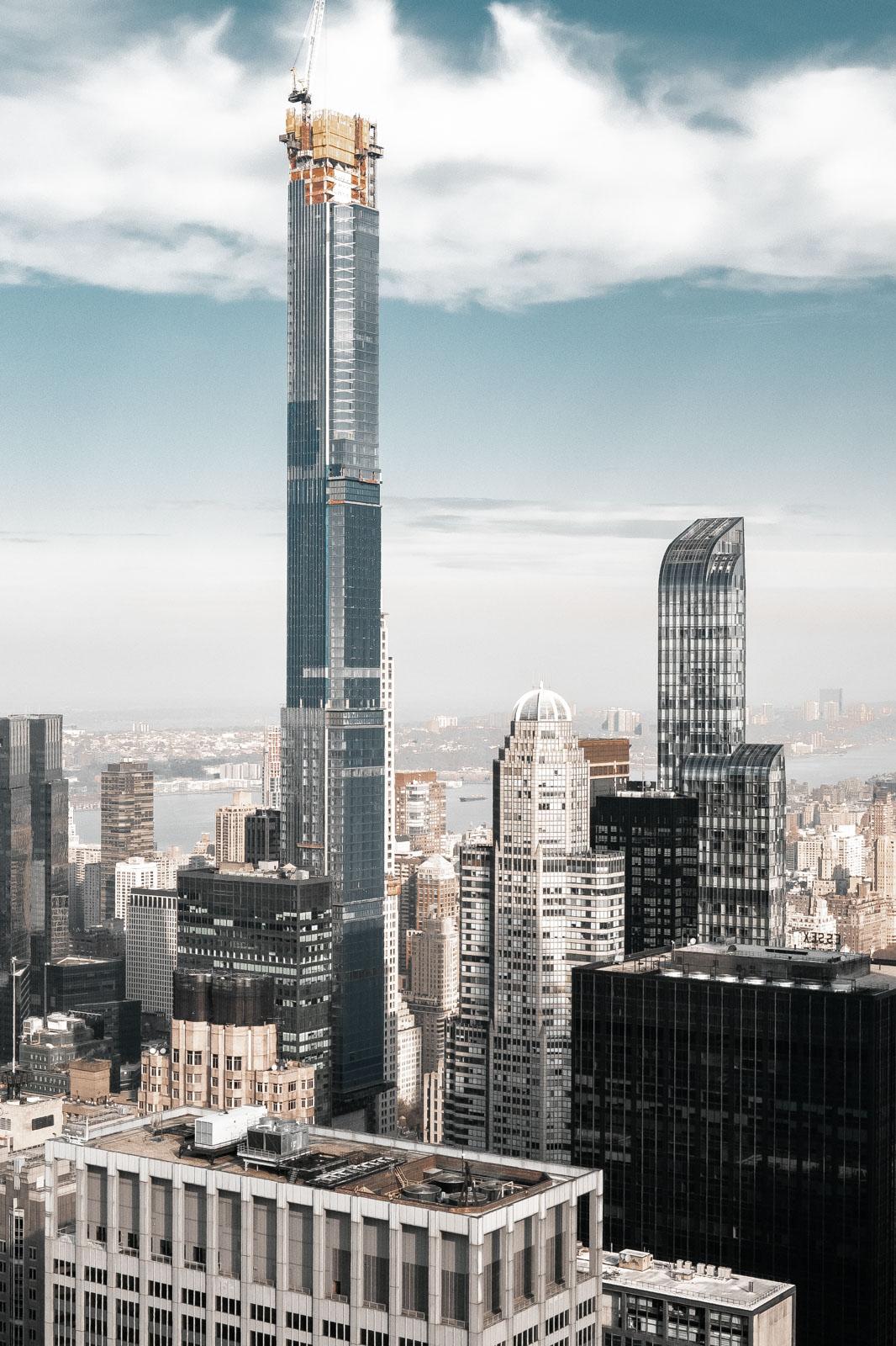 City guide New York
