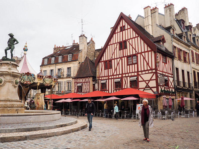 Week-end en France : Dijon