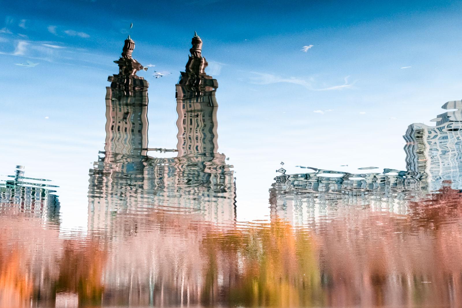 Réflexions : Central Park à New York