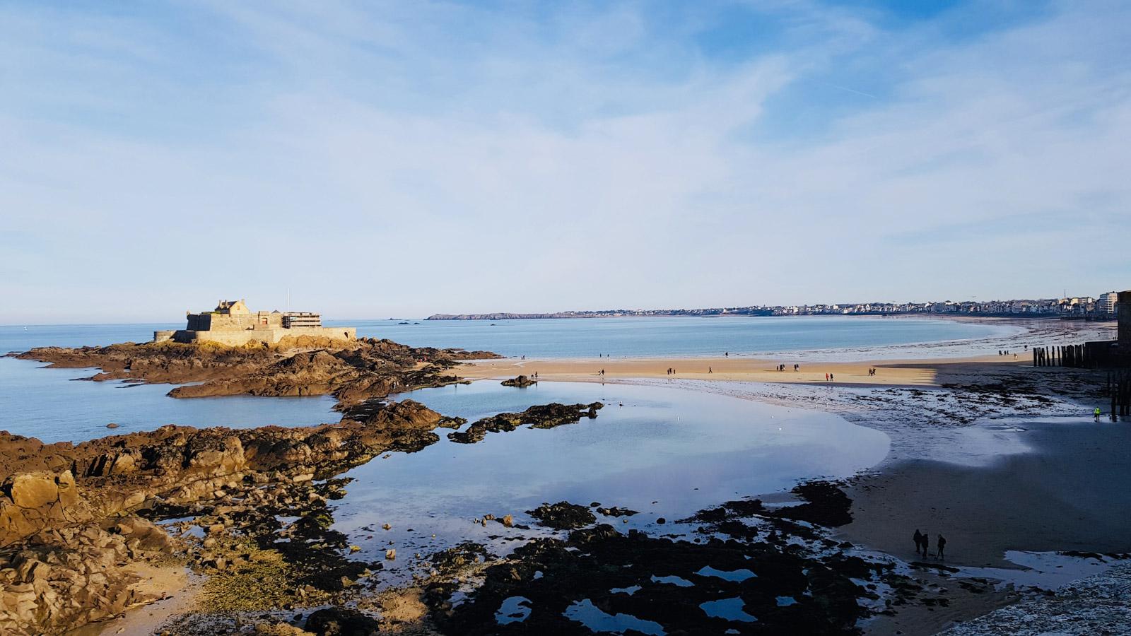Découvrir Saint Malo et la Bretagne