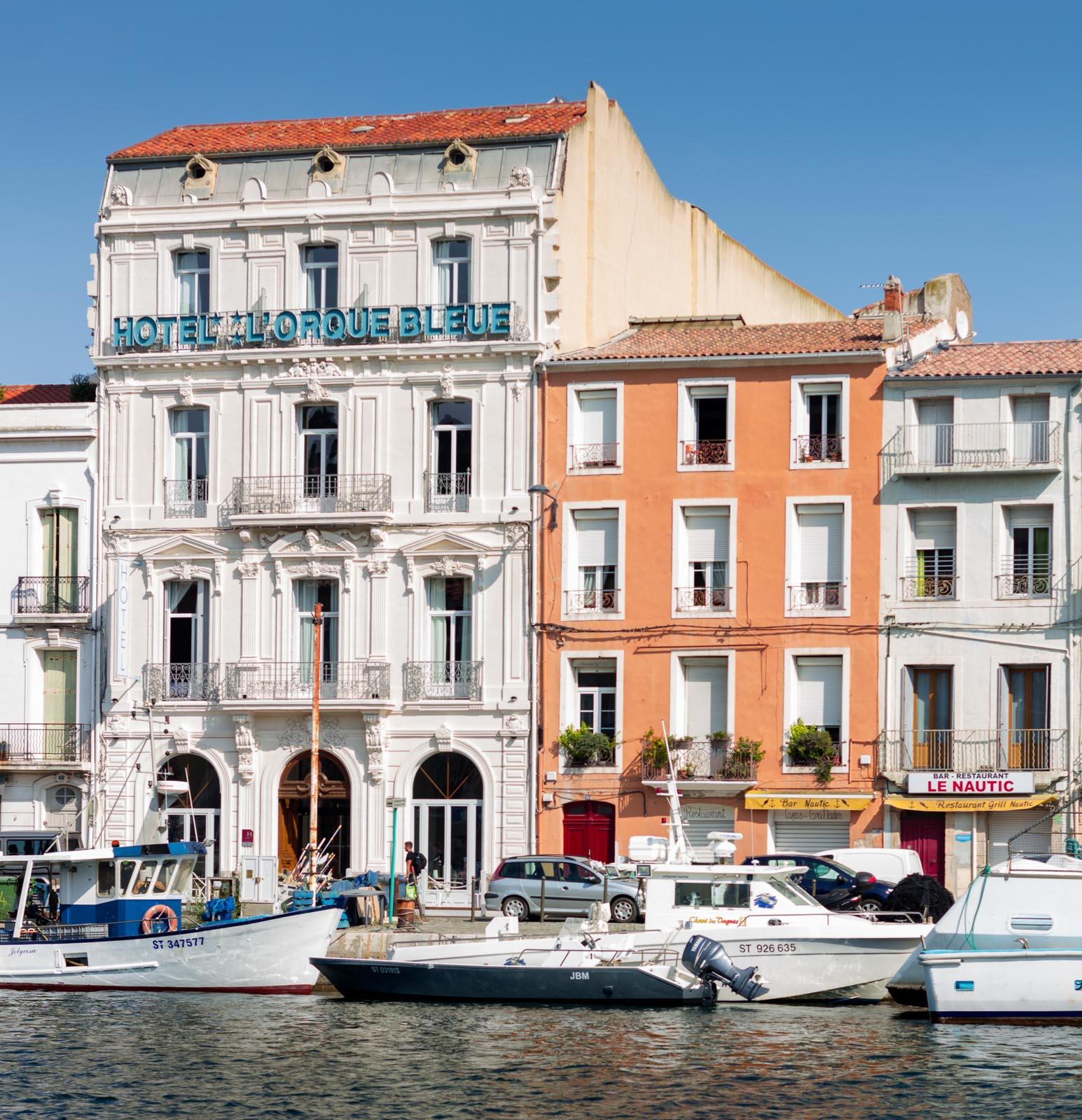 Visiter Sète pour le week-end