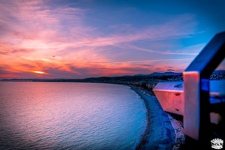 Passer le week-end sur la Côte d'Azur !