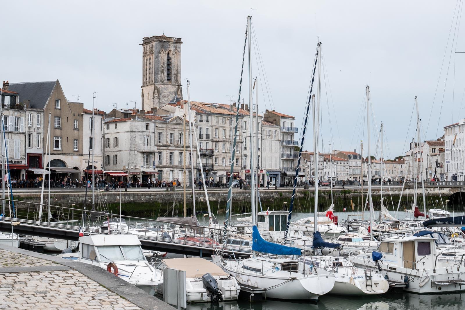 Découvrez la Rochelle en podcast