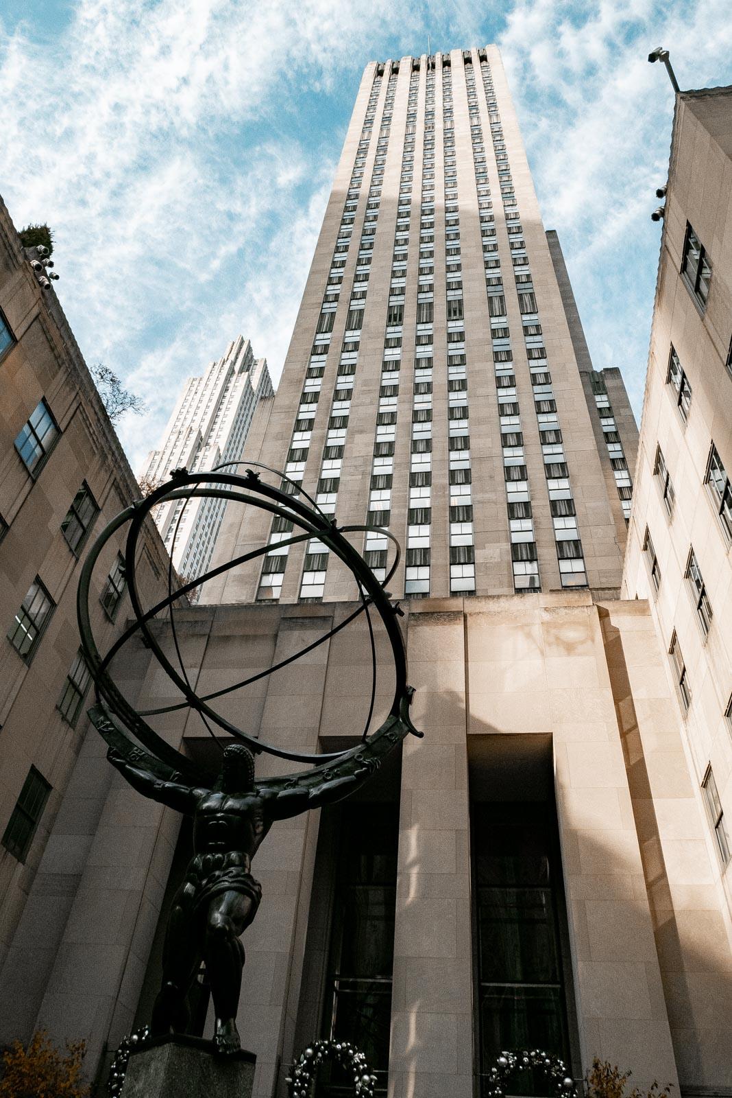 Visiter le Rockefeller Center à New York
