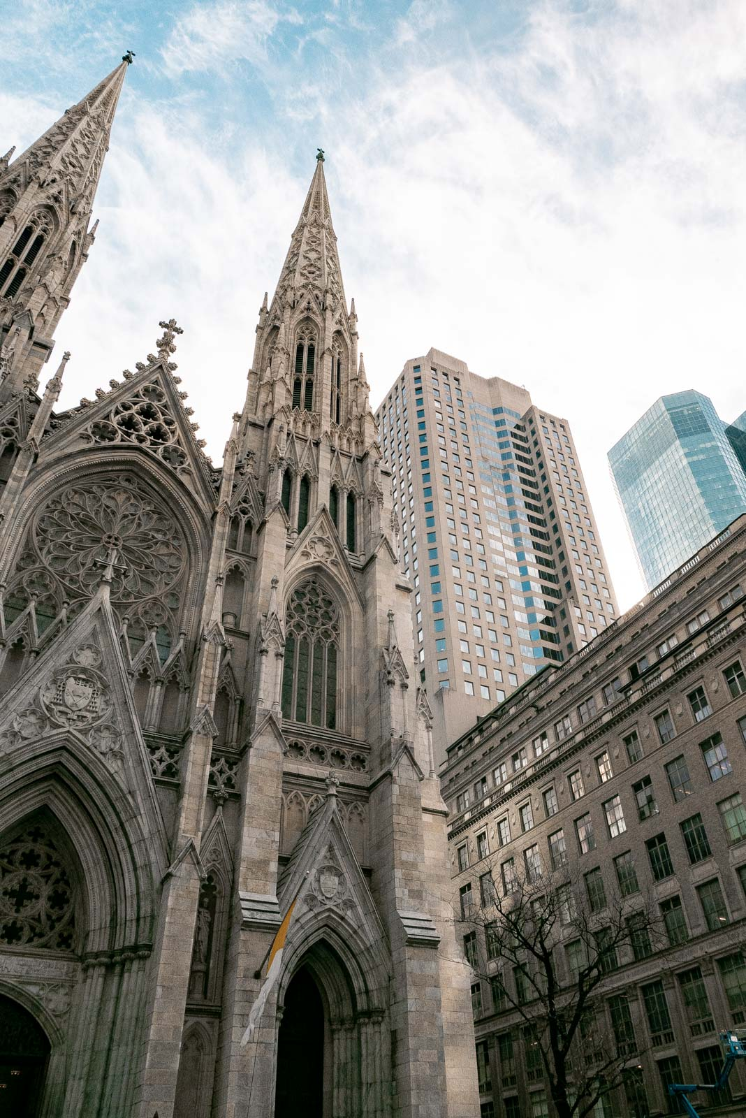 La cathédrale Saint Patrick de New York