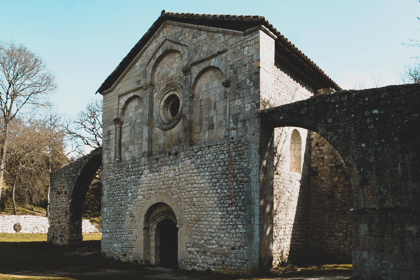 La Val des Nymphes en Provence