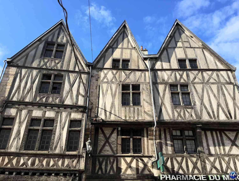 Découvrir le vieux Dijon
