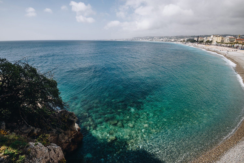 Citytrip à Nice dans le sud de la France