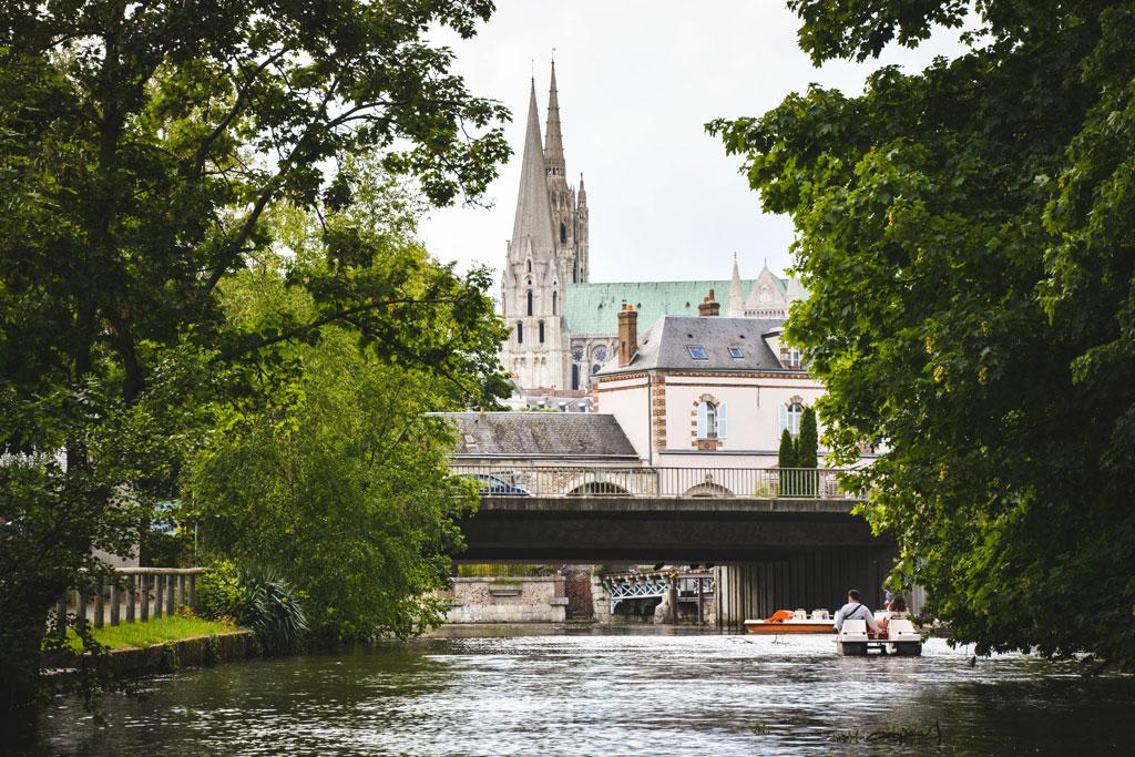 Partir en citytrip à Chartres
