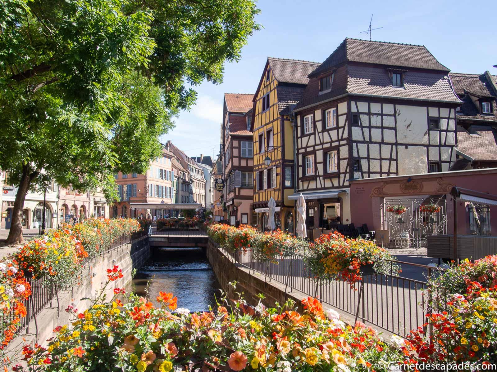 Séjour urbain à Colmar