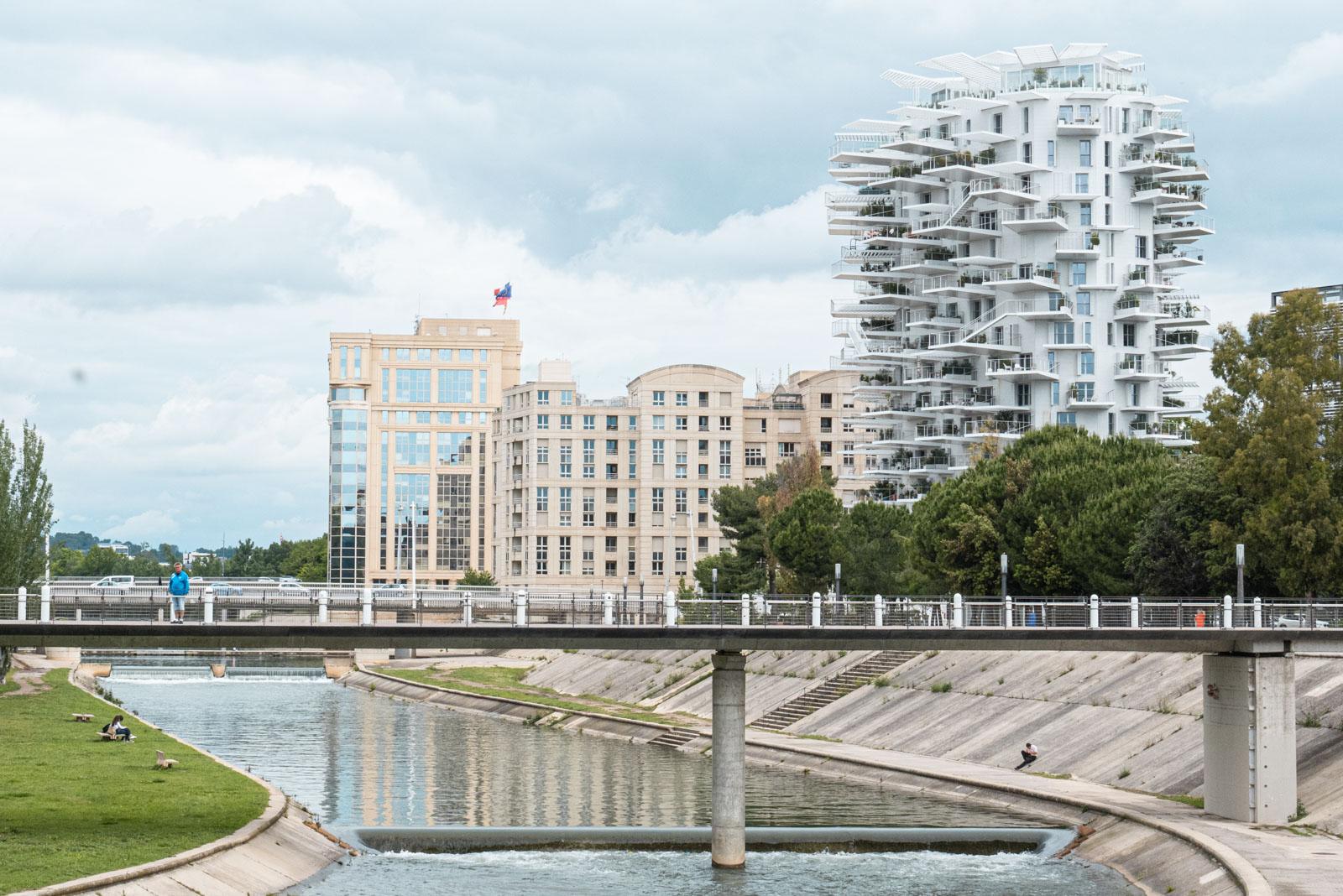 Découvrir l'architecture de Montpellier