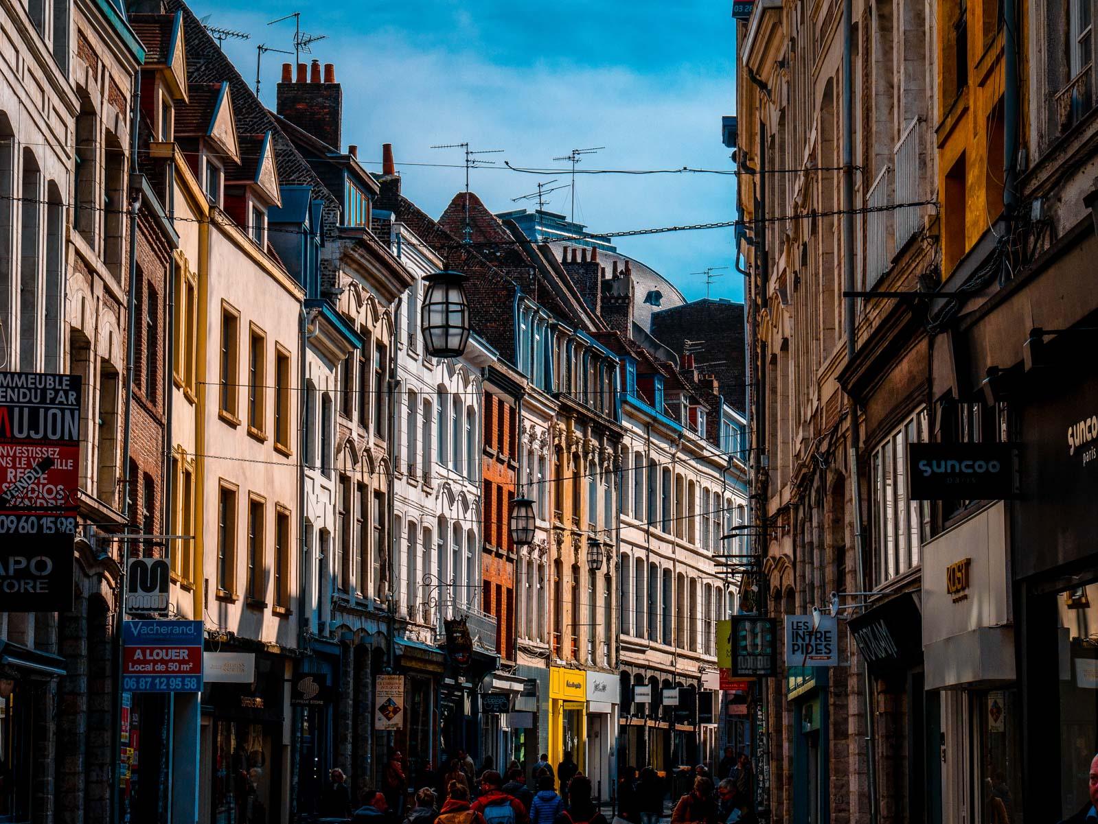 Partir en citytrip à Lille