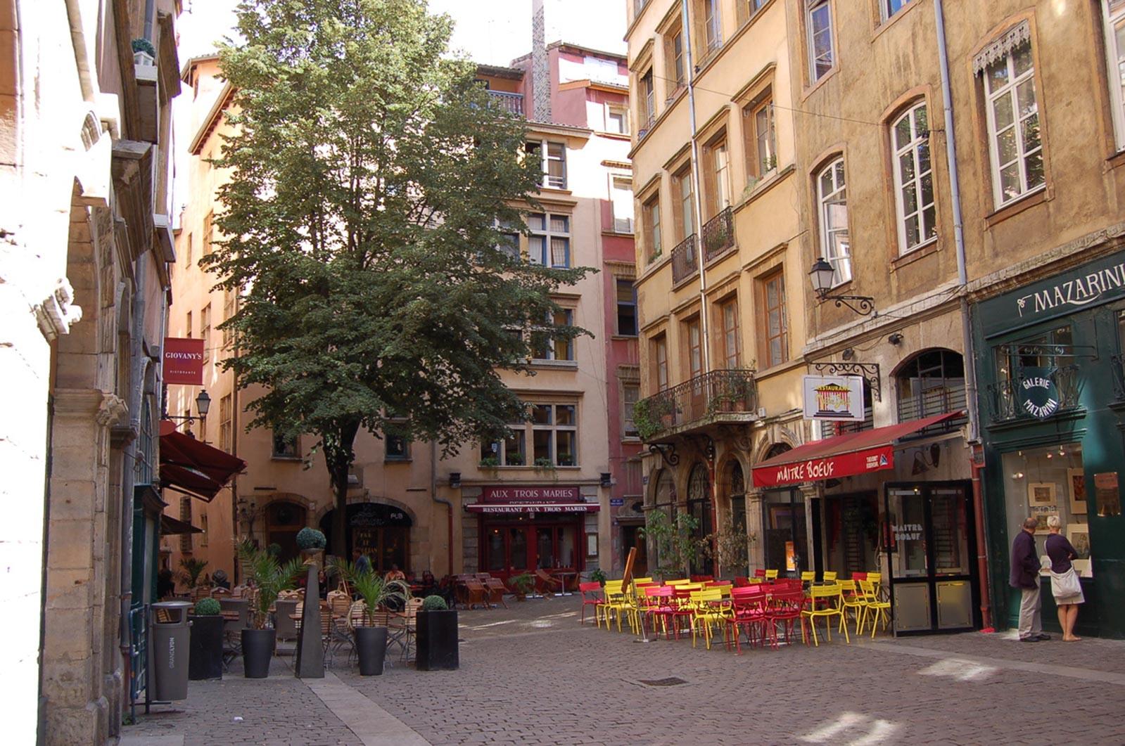 Découvrir Lyon le temps d'un citytrip