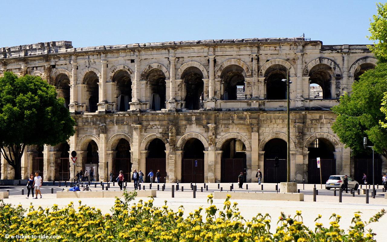 Découvrir Nîmes le temps d'un city trip