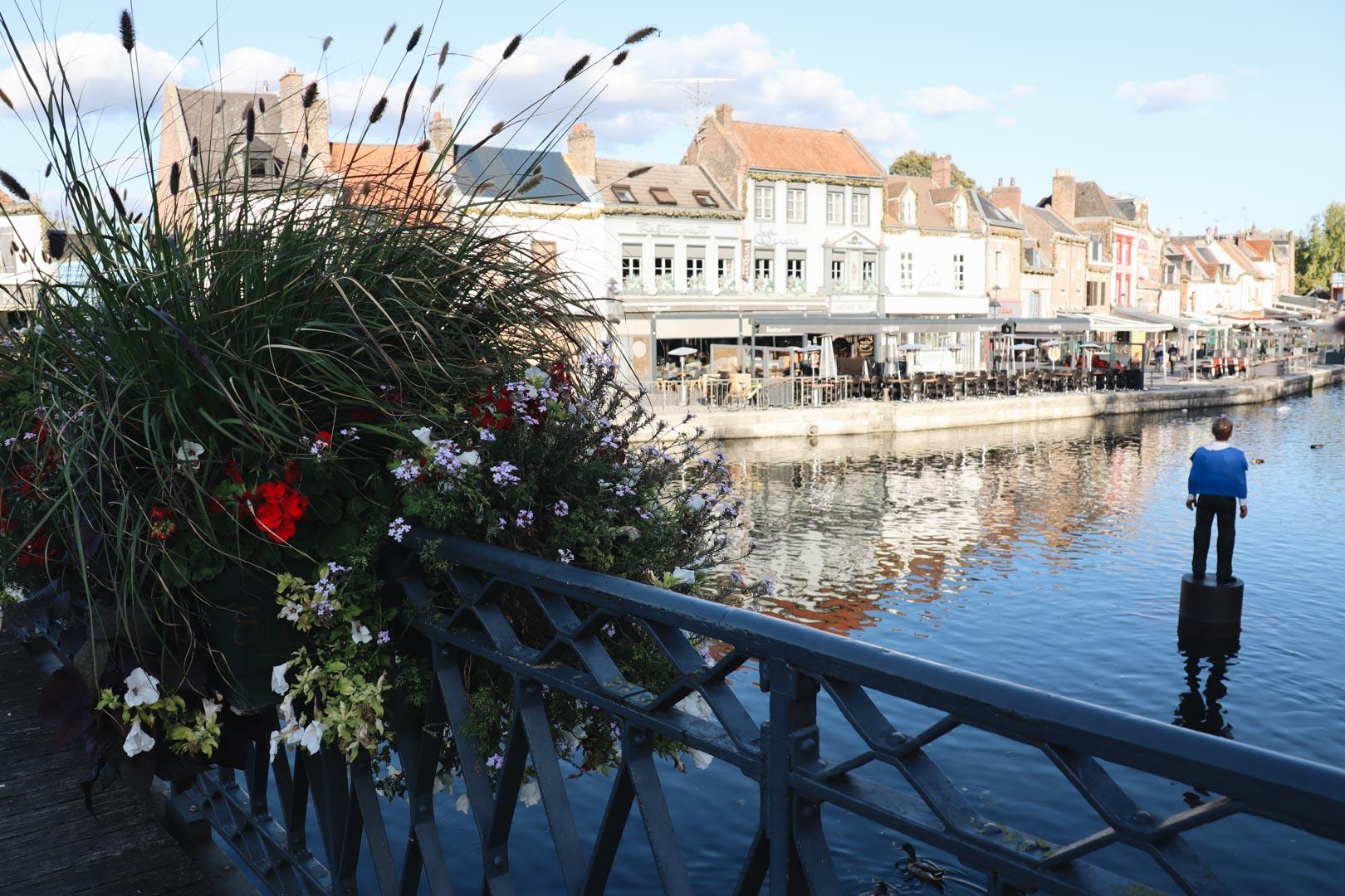 Visiter Amiens lors d'un citytrip