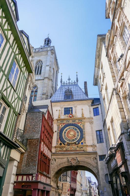 Découvrir Rouen en quelques jours