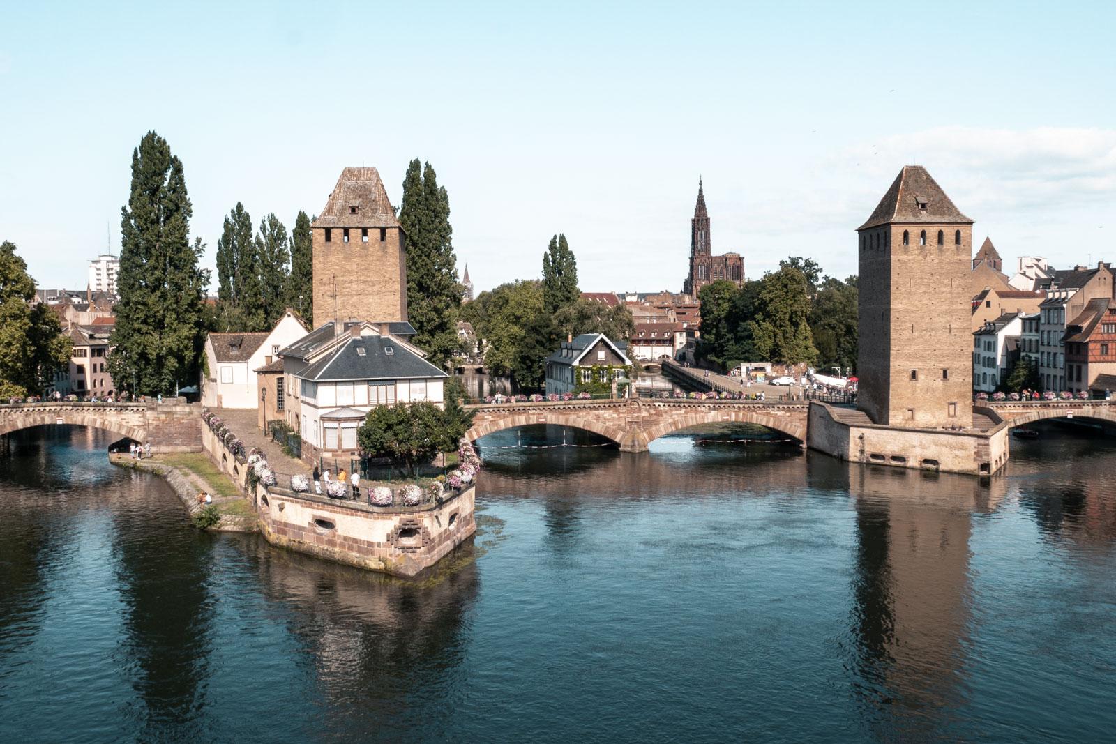 Partir en citytrip à Strasbourg
