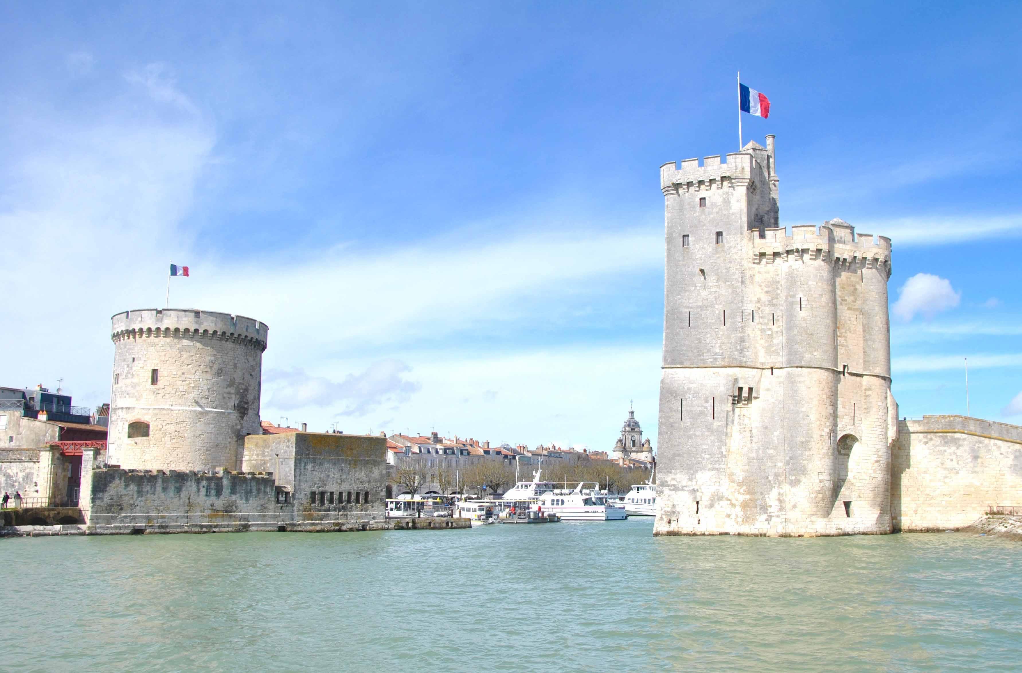 Citytrip en France : La Rochelle