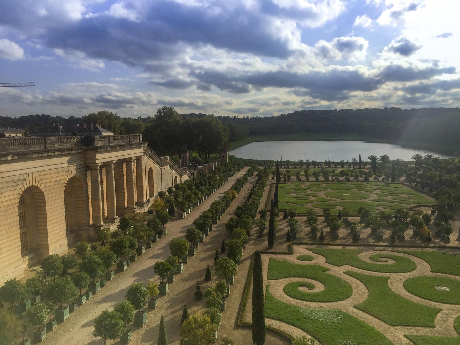 Citytrip près de Paris : Versailles