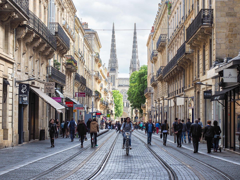 Partir en week-end à Bordeaux