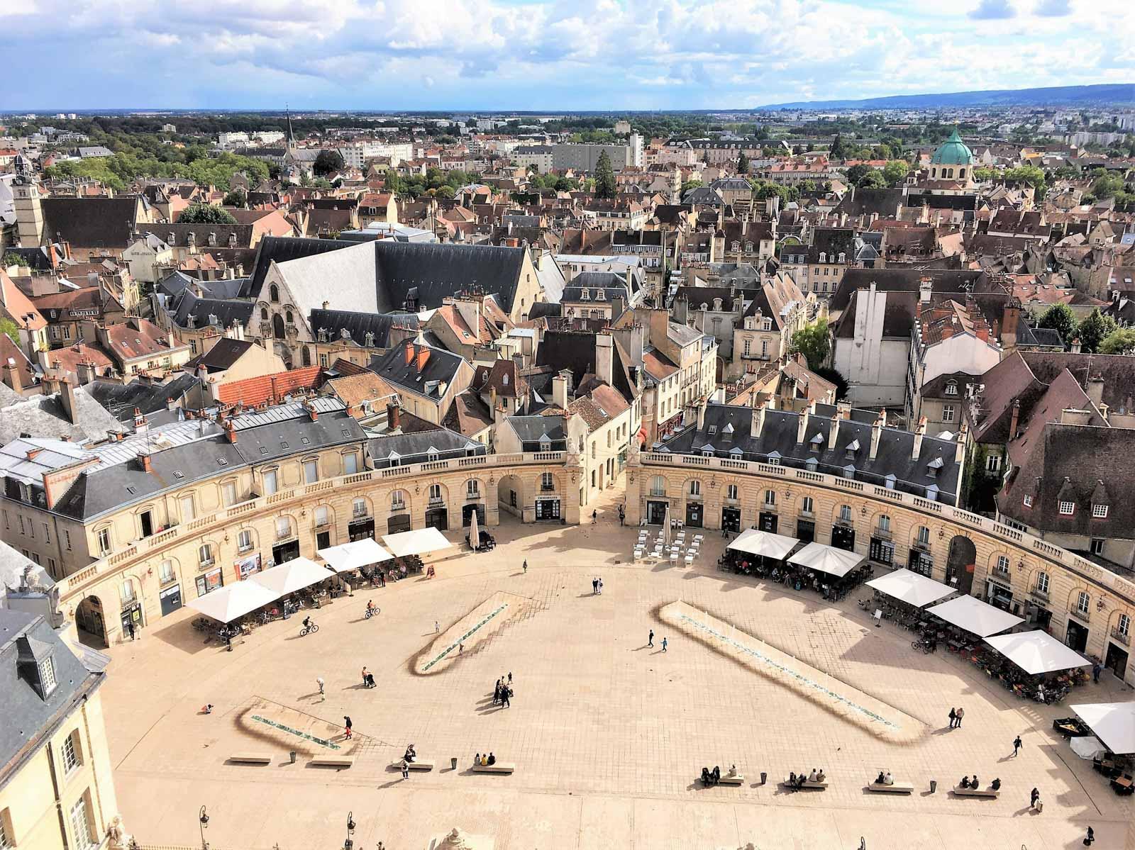 Séjour urbain à Dijon