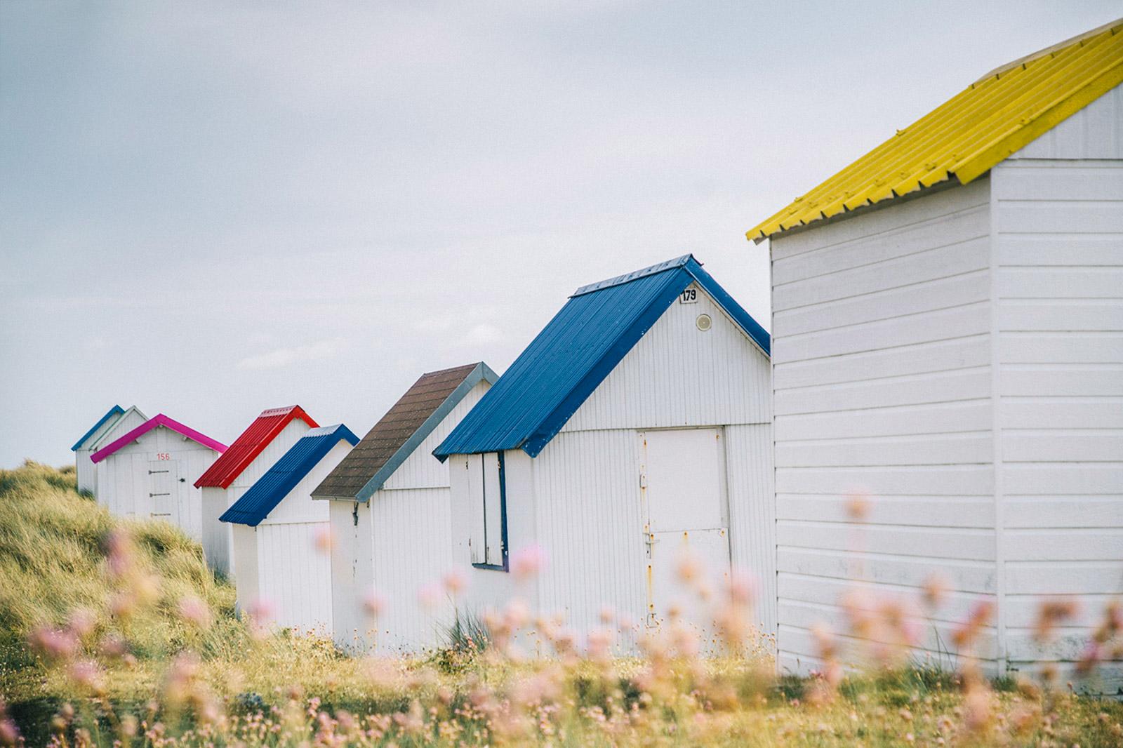 Sur les routes de Normandie en été