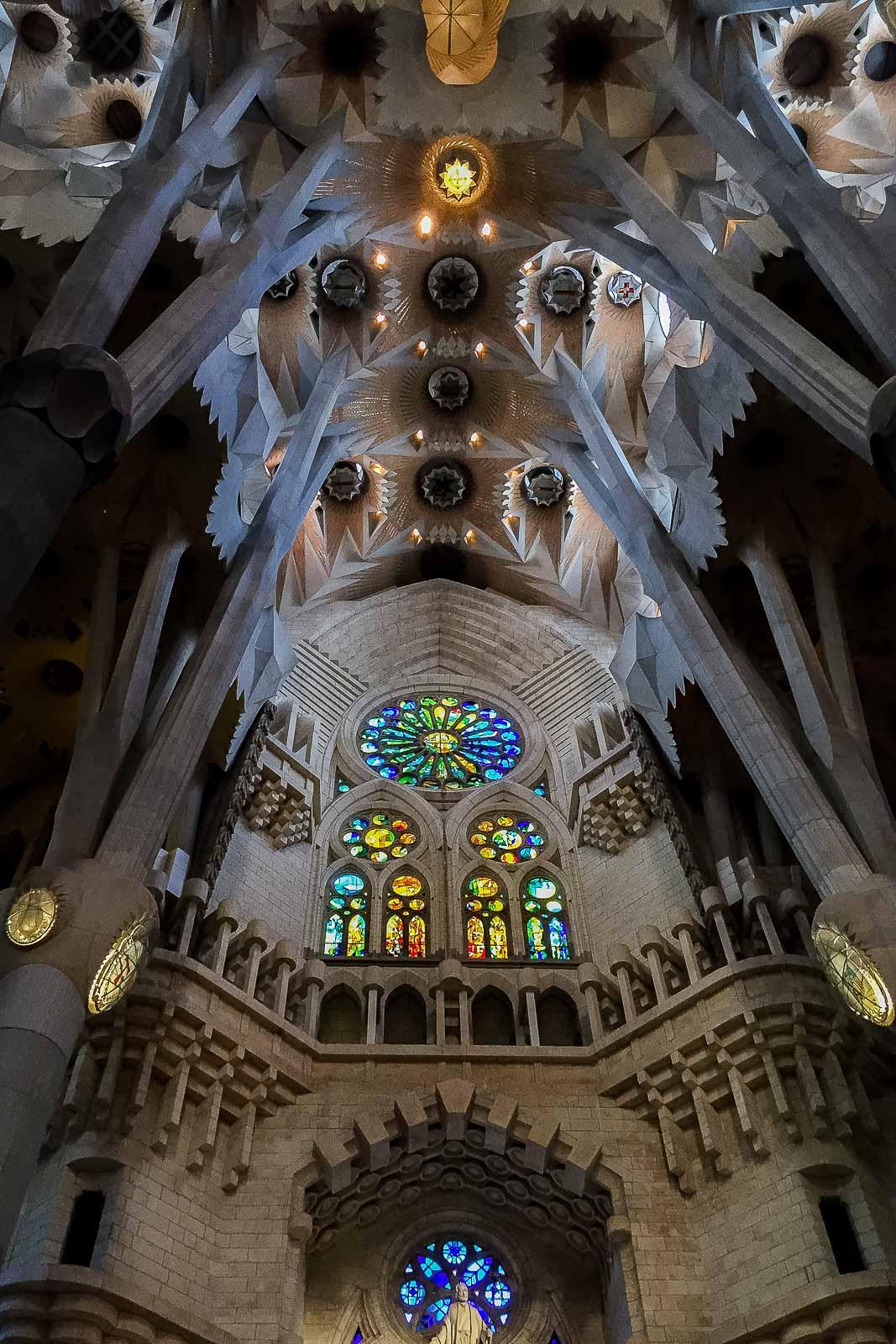 Visiter la Sagrada Familia à Barcelone