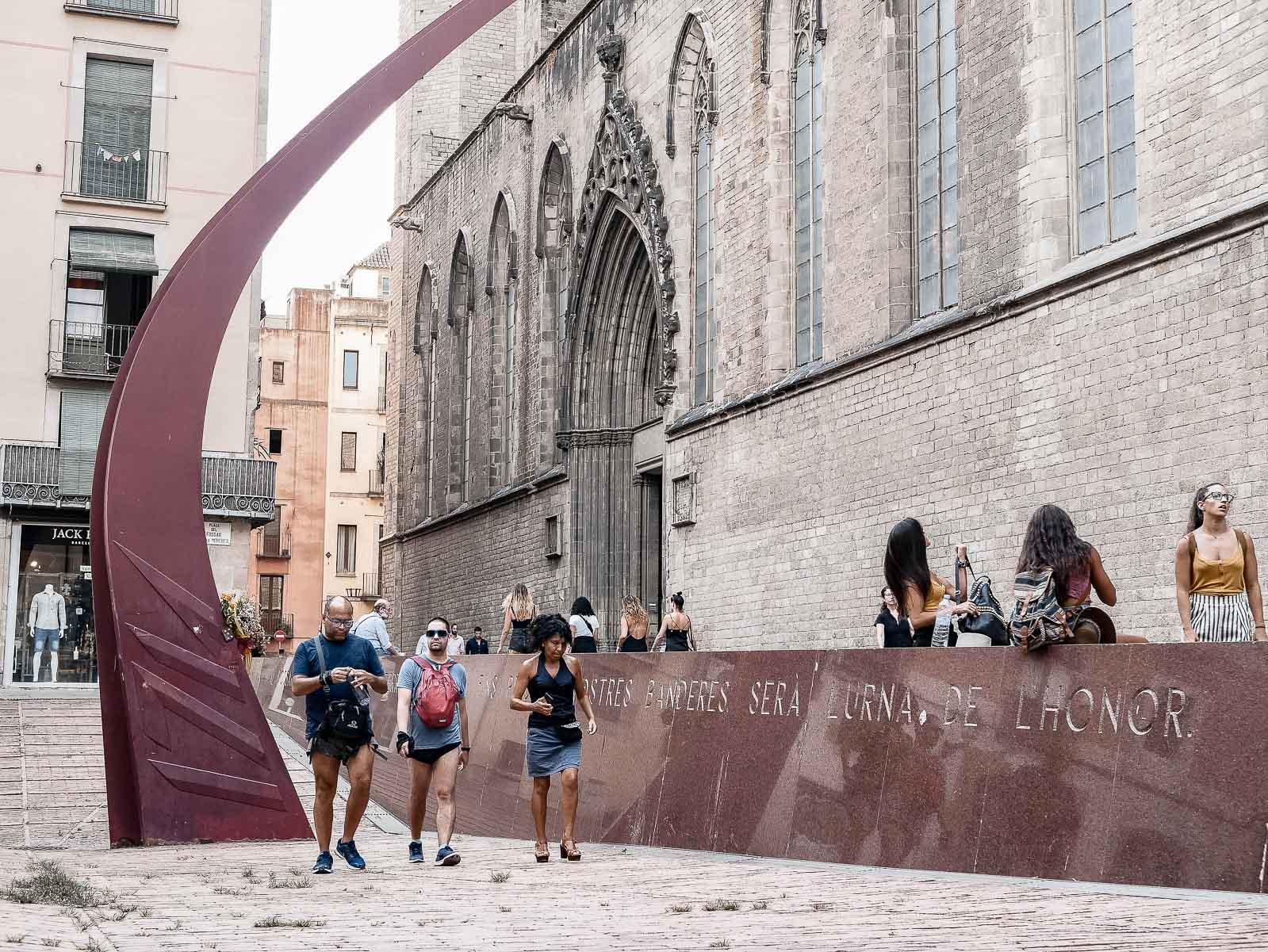 Découvrir le quartier du Born à Barcelone