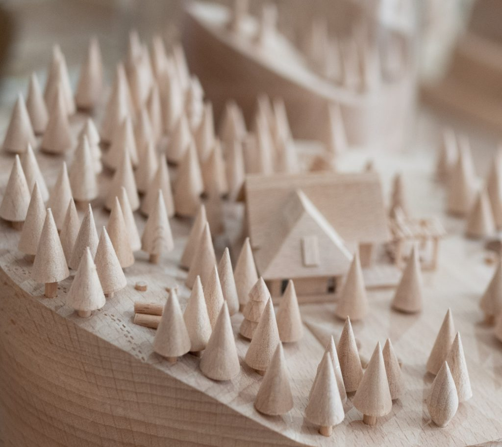 Wood design à Montpellier