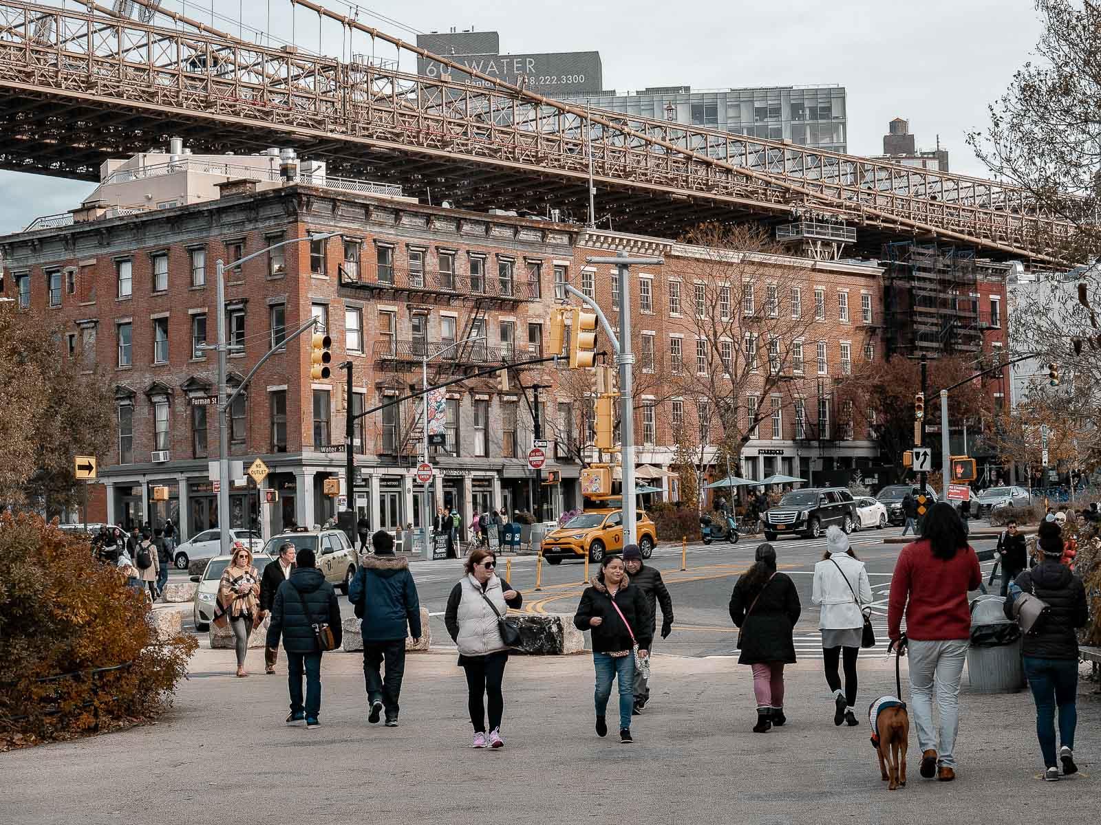 Découvrir Brooklyn lors d'un voyage à New York