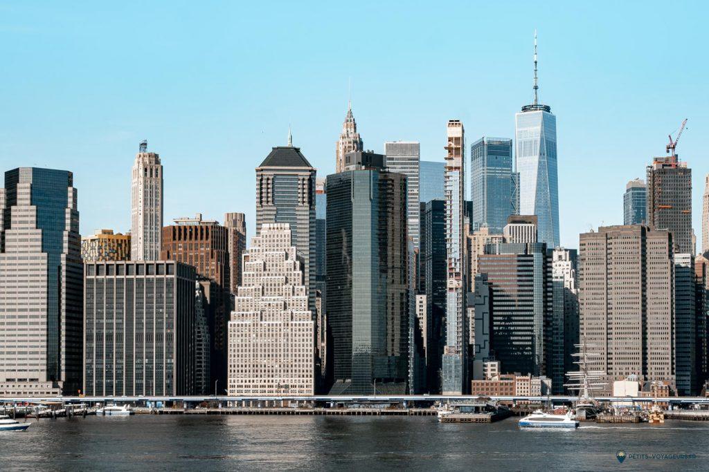 Découvrir les plus beaux panoramas de New York