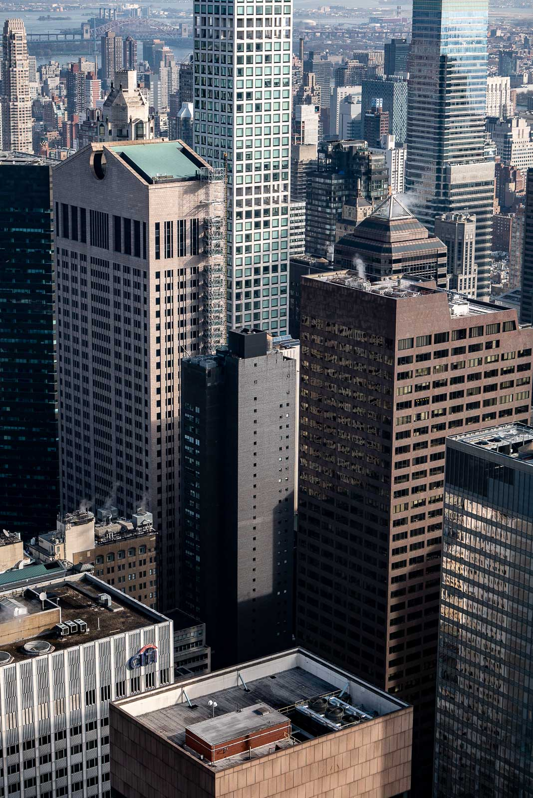 Panorama sur New York