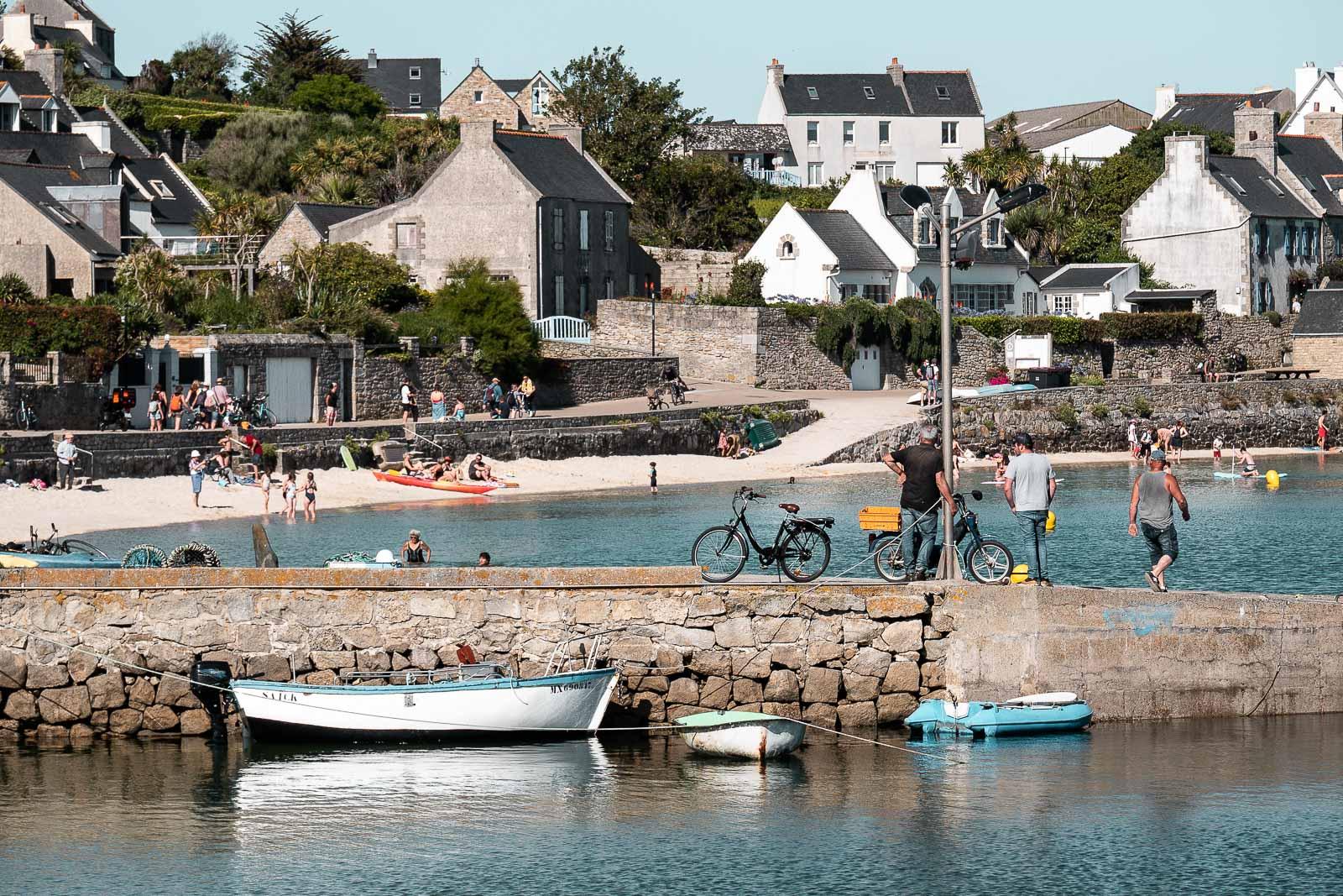 Dans les îles bretonnes en podcast