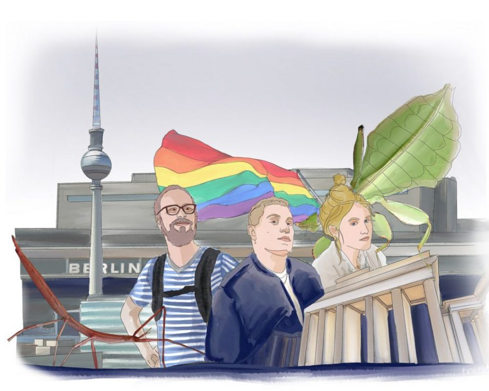 Podcast de voyage à Berlin