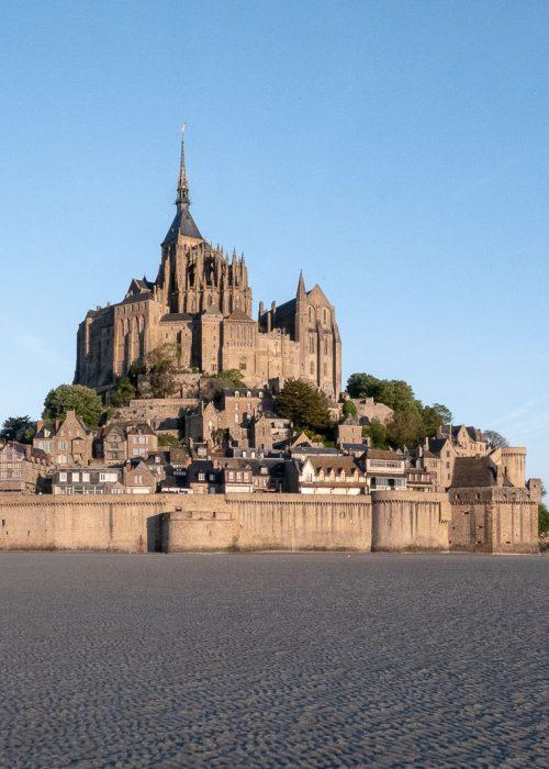 Road trip en Normandie : le Mont Saint Michel