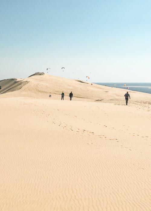 Week-end sur la dune du Pyla