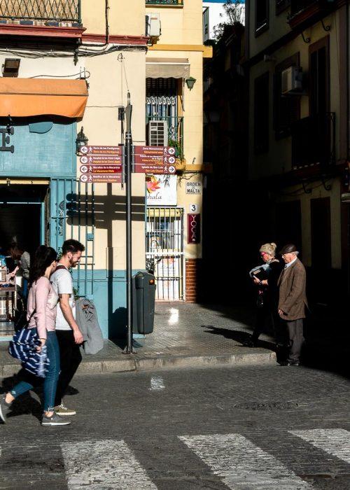 Mon quartier à Séville : la Macarena